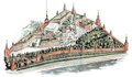 Moscow Kremlin map - Troitskaya Tower.png