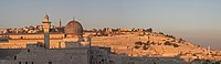Mount of Olives in dusk - Panorama-9437.jpg