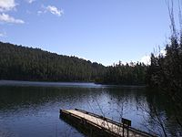 Mountain Lake in Moran State Park.JPG
