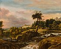 Mountainous Landscape with Waterfall by Roelant Roghman Mauritshuis 1124.jpg