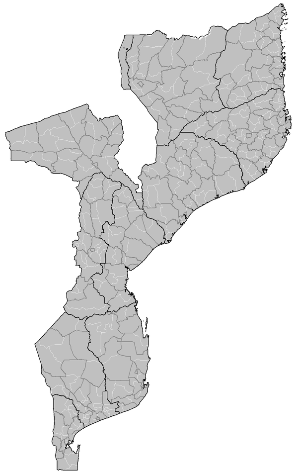 Administrative divisions of Mozambique