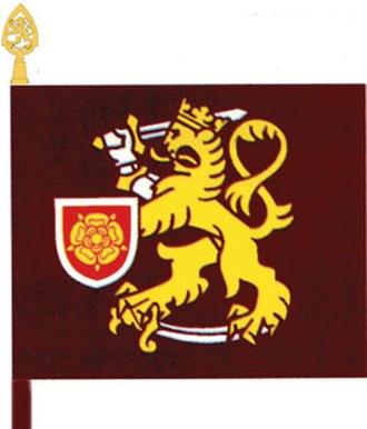 National Defence University (Finland) - Image: Mpkk lippu