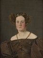Mrs Th Petersen, née Roepstorff (Christen Købke) - Nationalmuseum - 19406.tif
