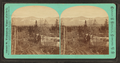 Mt. Washington from Ammanoosue Turnpike. Two miles of the Railway visible, by Clough & Kimball.png