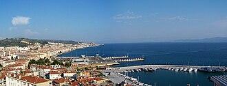 Mudanya - View of Güzelyalı and Mudanya