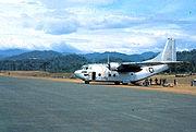 Mule Train Fairchild C-123B Provider
