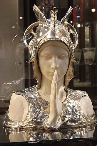 Cinquantenaire Museum - Image: Musée Cinquantenaire Sphynx mystérieux