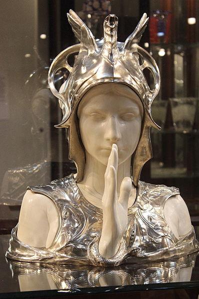 File:Musée Cinquantenaire Sphynx mystérieux.jpg
