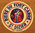 Musée Européen de la Bière, Beer coaster pic-109.JPG