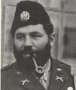 Musulin in Chetnik headgear.jpg