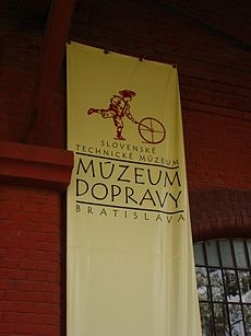 c266e56bd6 Múzeum dopravy v Bratislave – Wikipédia