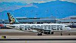 N923FR Frontier Airlines 2003 Airbus A319-111 - cn 2019 (26753098896).jpg