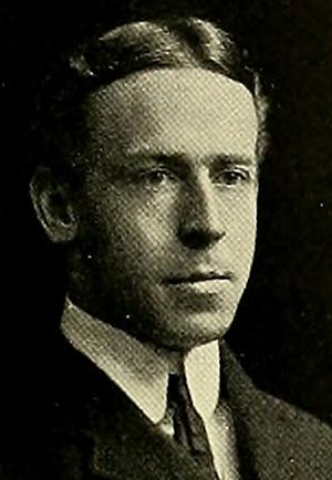 Nathan Mannakee - Mannakee pictured in Halcyon 1903, Swarthmore yearbook