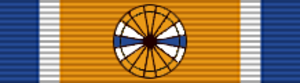Butler B. Miltonberger - Image: NLD Order of Orange Nassau Officer BAR