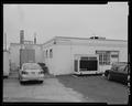 NORTH SIDE, NORTHEAST CORNER - Naval Hospital, Second Street, Keyport, Kitsap County, WA HABS WA-260-4.tif