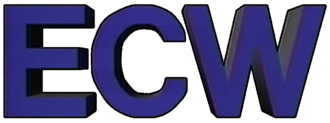 Extreme Championship Wrestling - Eastern Championship Wrestling logo.