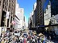 NYC - 42nd Street – 5th Avenue - panoramio.jpg