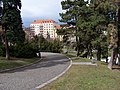 Na květnici, pohled k ulicím Svatoslavova a Táborská a k náměstí Generála Kutlvašra.jpg