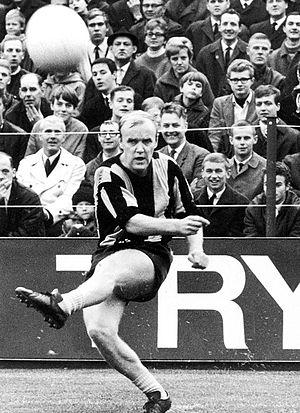 Hammarby Fotboll - Nacka Skoglund was a renowned Hammarby player.