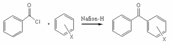 Acylation of Benzene