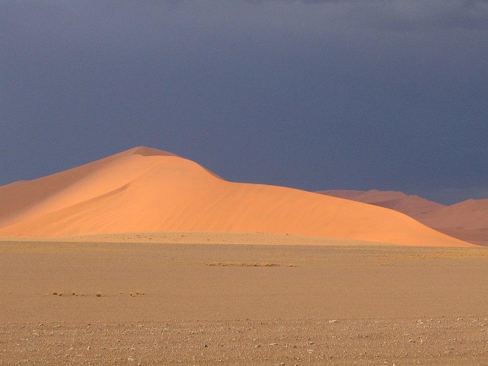 Namib sand.dunes