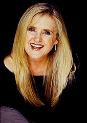 Portrait photographique de Nancy Cartwright
