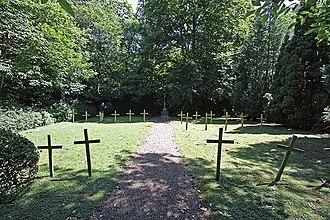 Nashdom - Abbey cemetery