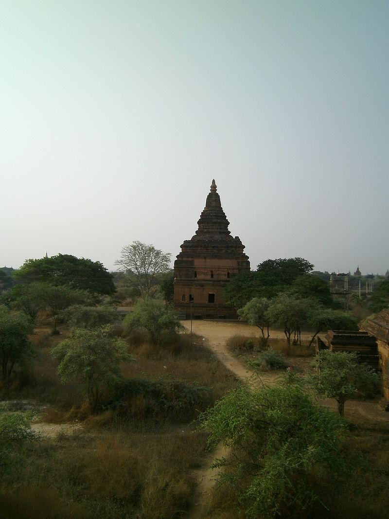 Nathlaung Kyaung Hindu Temple in Bagan Myanmar (Burma).jpg