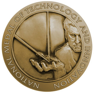 National Medal of Technology and Innovation award