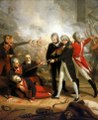 Nelson receiving the surrender of the 'San Nicolas', 14 February 1797 RMG L6233.tiff