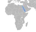Nembrotha megalocera distribution map.png
