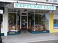Neptune's Cave, No. 12 The Promenade, Wilder Road, Ilfracombe. - geograph.org.uk - 1278527.jpg