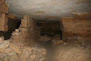 Odessa Catacombs - Image: Nerubayskoe 04