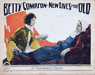 <i>New Lives for Old</i> 1925 film