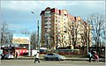 Newly erected building, новобудівля - panoramio.jpg