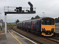 Newton Abbot - FGW 150126 and 153329.jpg