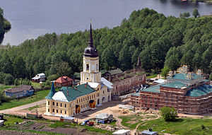 Yegoryevsky District, Moscow Oblast - Nicholas-Radovitsky Monastery, Yegoryevsky District