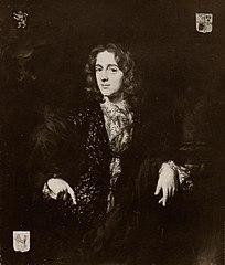Portrait of Joannes Bouwens (1663-1720)