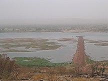 Mali-Morfologia e Idrografia-Niger river at Koulikoro