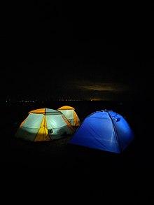 Camping Wikipedia