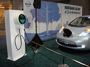 Nissan Leaf batteries seek second life as home storage