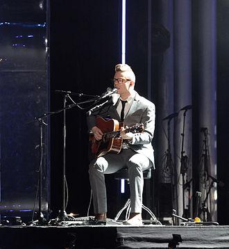 Jarle Bernhoft - Bernhoft live in 2011.
