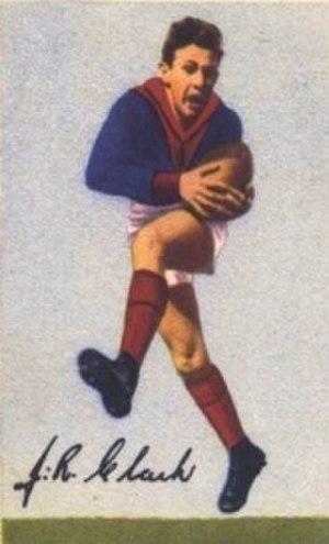 Noel Clarke (footballer) - Image: Noel Clarke 1952