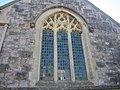North-facing windows, St Peter's Church, Ilfracombe.jpg