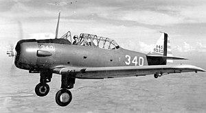 North American BT-9 - BT-14
