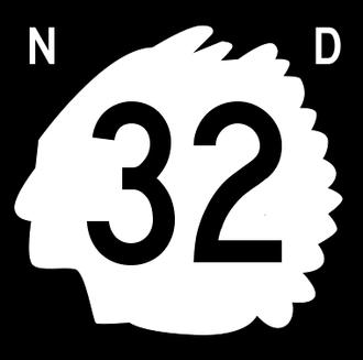 Grand Forks County, North Dakota - Image: North Dakota 32