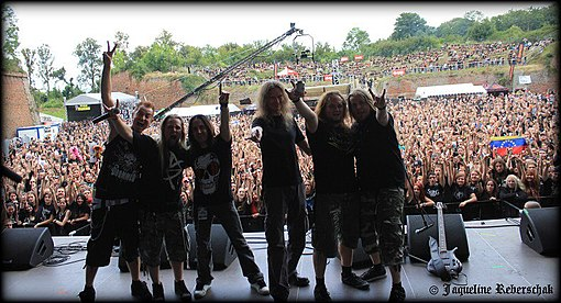 Norther Brutal Assault 2012