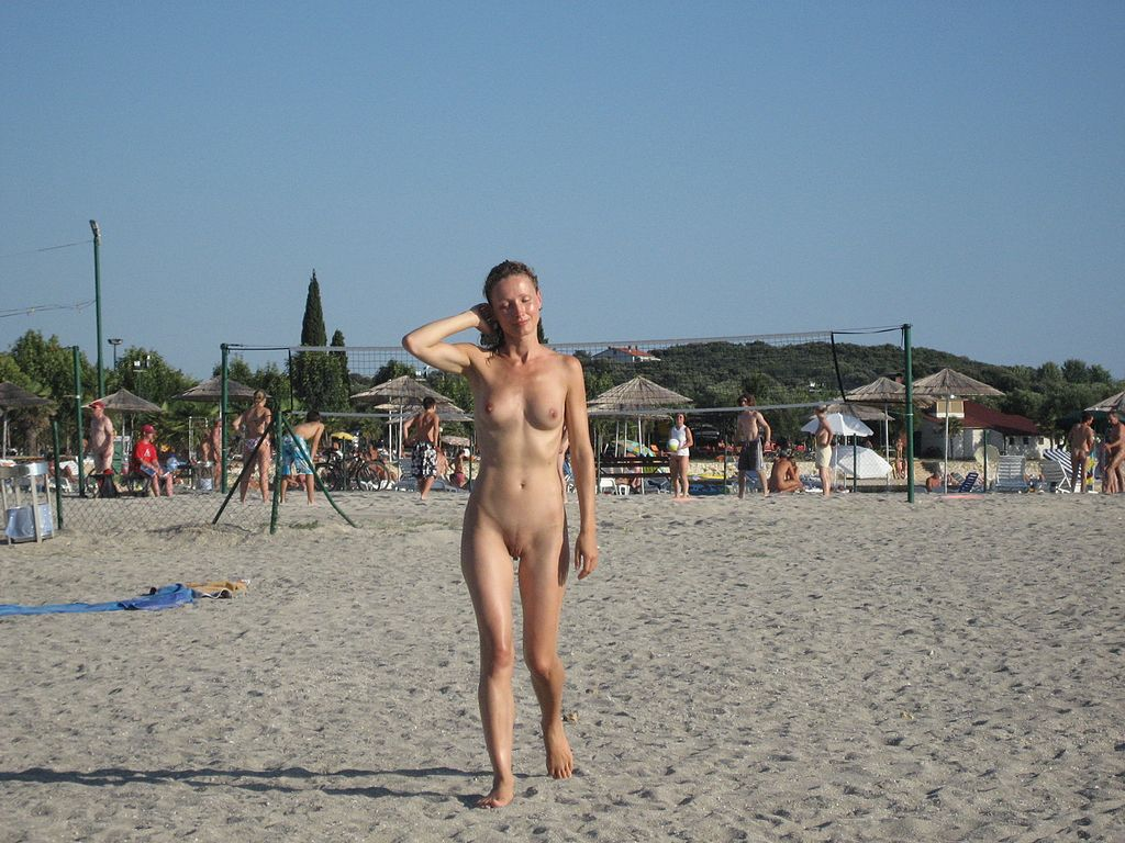 Cute! free nudist camp the