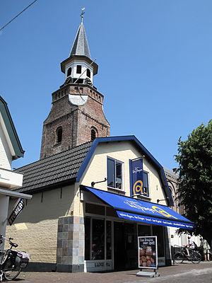 Nunspeet - Image: Nunspeet, de Nederlands Hervormde kerk RM30837 foto 5 2013 07 15 14.08