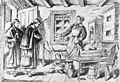 "Nursing; ""Friedrike reveives two probationers."", 1907 Wellcome M0013346.jpg"